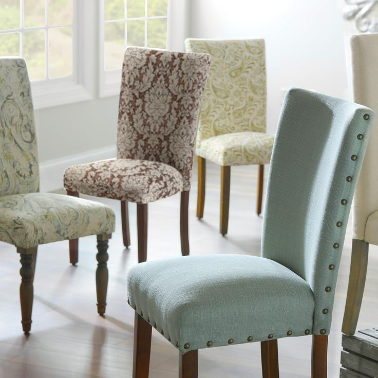 Trendy Fabric Dining Room Chairs With Regard To Dining Room Chairs, Dining Room Chairs (View 19 of 20)