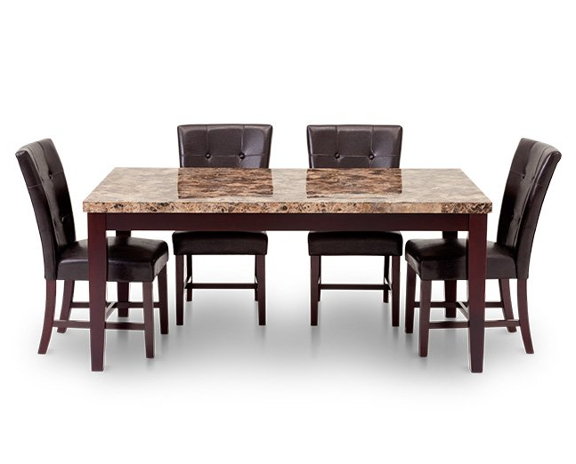 Trendy Imperial Dining Tables Intended For Oak Express Imperial Dining Table Ta Pkimtr Marble (View 3 of 20)