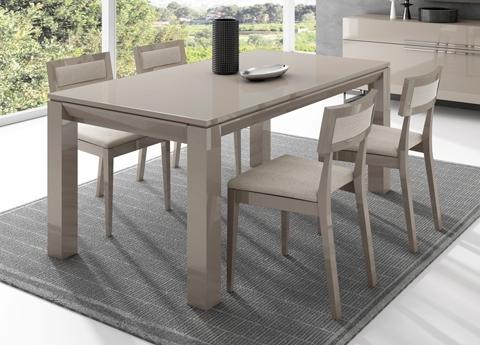 Trendy Jantar Extending Dining Table – Contemporary Extending Dining Tables Regarding Contemporary Extending Dining Tables (View 11 of 20)