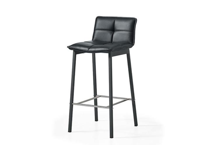 Trendy Jaxon Grey Wood Side Chairs Inside Jaxon Barstool – Jar Furniture (View 11 of 20)