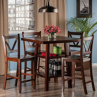 Trendy Laurent 7 Piece Counter Sets With Upholstered Counterstools Within 3576 Best Pub Set Ideas Images On Pinterest (View 6 of 20)