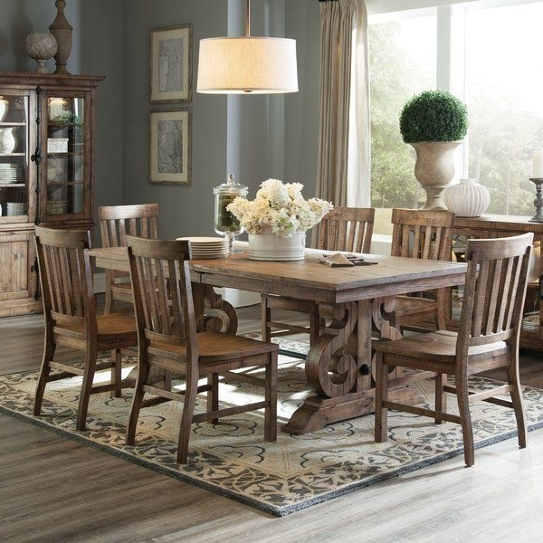 Trendy Lend A Touch Of Artisanal Inspiration To Your Dining Arrangement With Regard To Artisanal Dining Tables (View 17 of 20)