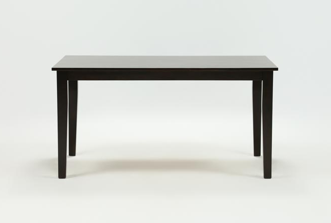Trendy Lindy Espresso Rectangle Dining Table (Gallery 1 of 20)
