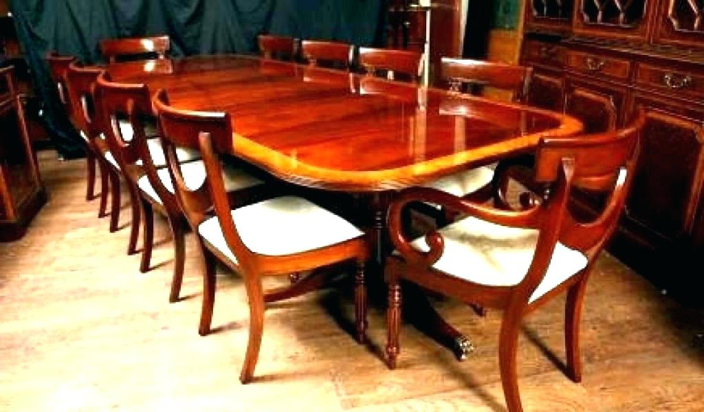 Trendy Mahogany Dining Tables Sets Inside Mahogany Dining Room Tables Mahogany Dining Room Table Antique (View 18 of 20)
