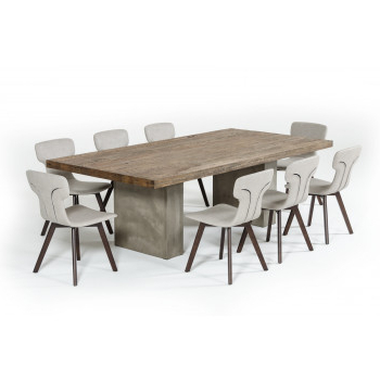 Trendy Modern Dining Tables Throughout Dining Tables And Chairs – Buy Any Modern & Contemporary Dining (View 19 of 20)