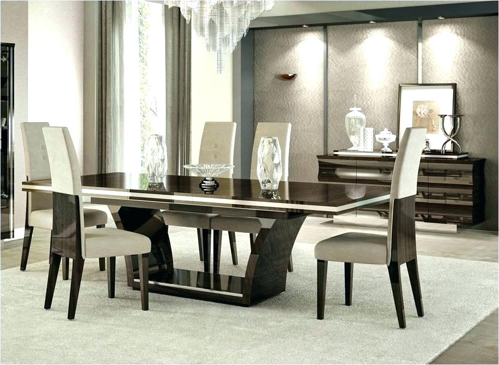 Trendy Modern Italian Dining Room Furniture Dining Set Traditional Dining In Modern Dining Table And Chairs (View 17 of 20)