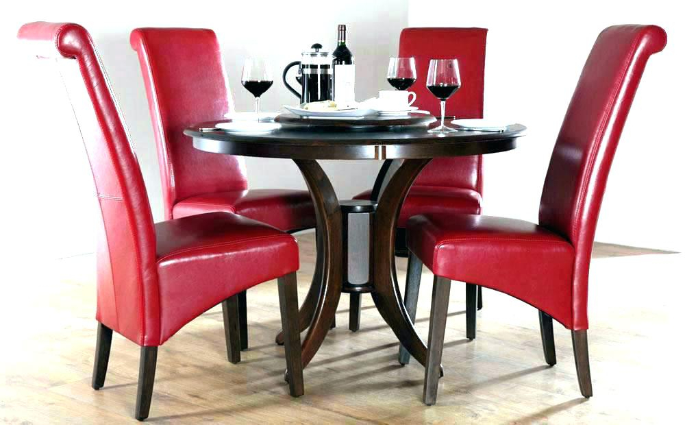 Trendy Red And Black Dining Room Sets Red Dining Room Dining White Dining Intended For Red Dining Tables And Chairs (Gallery 16 of 20)