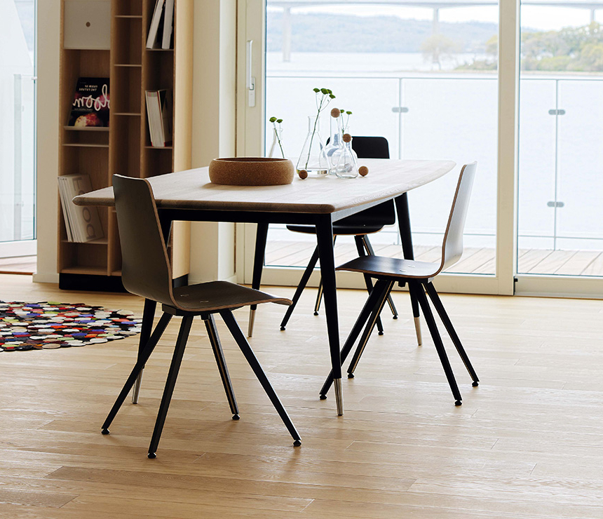 Trendy Retro Dining Tables Intended For Retro Dining Tables – Wharfside Danish Furniture (View 4 of 20)
