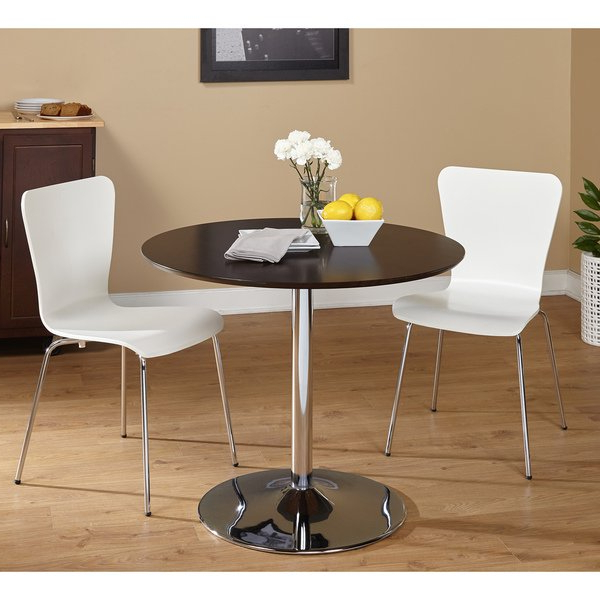 Trendy Shop 3 Piece Pisa Dining Set – Free Shipping Today – Overstock Pertaining To Pisa Dining Tables (View 10 of 20)