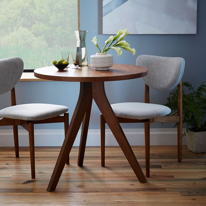 Trendy Small Dining Sets For Tips On How To Choose A Small Dining Table – Bellissimainteriors (View 15 of 20)