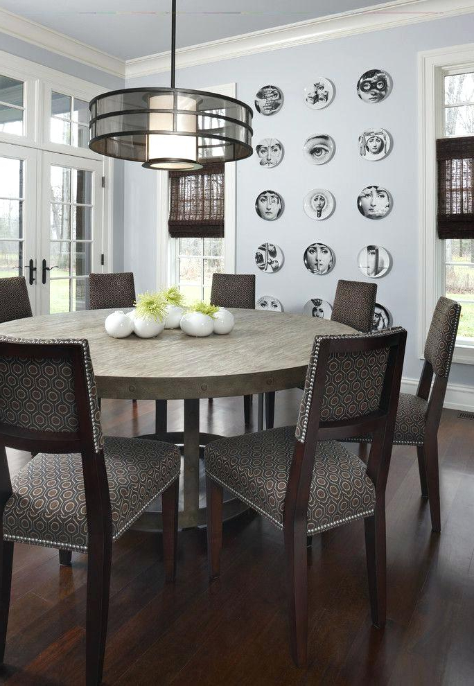 Trendy Valencia 60 Inch Round Dining Tables With 60 Inch Kitchen Table Round – Architecture Home Design • (View 15 of 20)
