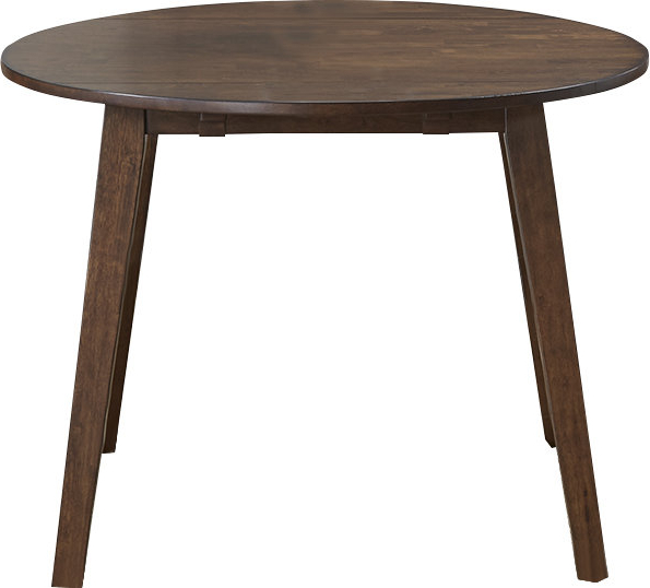 Trent Austin Design Caracara Round Dropleaf Extendable Dining Table With Regard To Widely Used Drop Leaf Extendable Dining Tables (View 18 of 20)