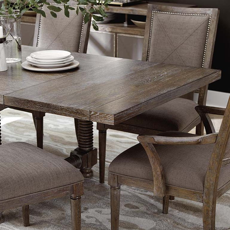 Trestle Dining Tables And Room (View 15 of 20)