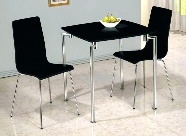 Two Chair Dining Tables With Regard To Most Recently Released Small Two Chair Dining Set Small Table And Two Chair Dining Tables (View 17 of 20)