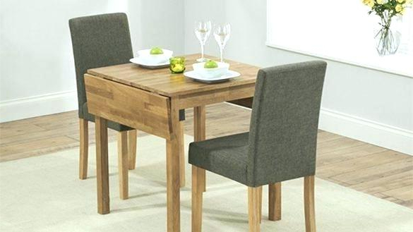 Two Person Dining Table Sets Inside Most Popular 4 6 Person Dining Table Set Ikea Square For Small Kitchen Adorable (View 12 of 20)