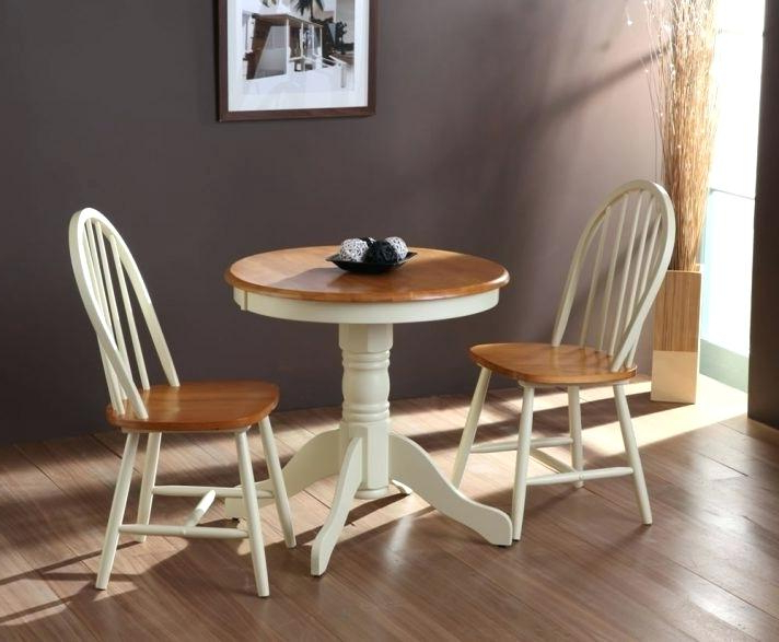Two Seat Dining Table Dining 4 Chair Dining Table Set With Price Intended For 2018 Dining Table Sets For (View 11 of 20)