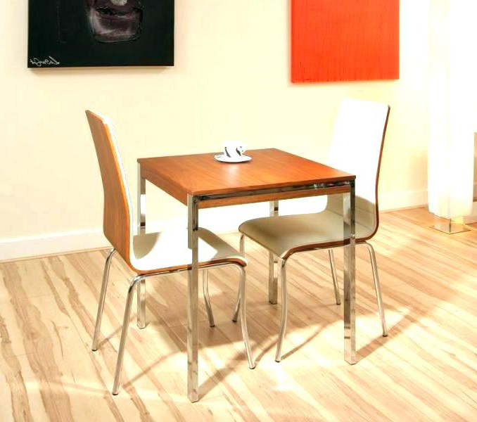 Two Seat Dining Tables In Most Current Two Seater Dining Tables Incredible 2 Dining Table Set Kitchen Table (View 14 of 20)