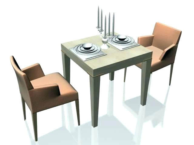 Two Seater Dining Table Set 4 Breakfast Seat Appealing 12 For Sale Regarding 2017 Two Seat Dining Tables (View 19 of 20)