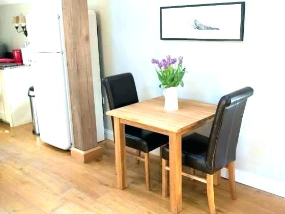 Two Seater Dining Tables Incredible 2 Dining Table Set Kitchen Table In Best And Newest Small Dining Tables For (View 16 of 20)
