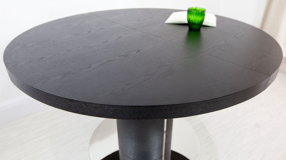 Uk Pertaining To Dark Round Dining Tables (View 17 of 20)