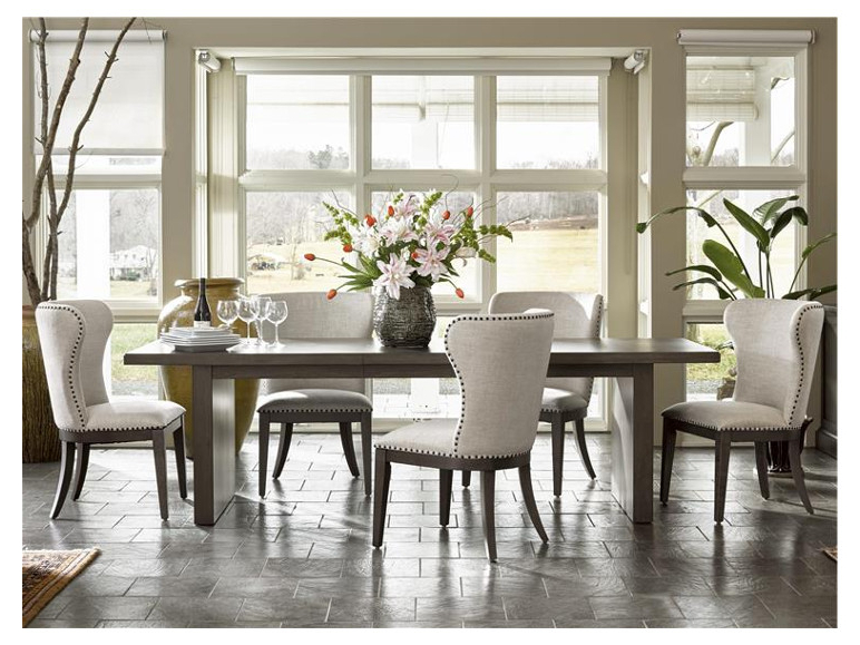 Universal Furniture Curated Dining Room Collectiondining Rooms Within Preferred Universal Dining Tables (View 9 of 20)