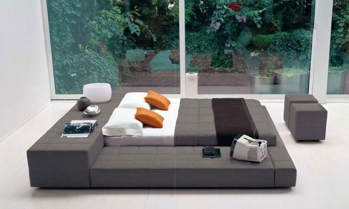 Upholstered Beds At Best (View 17 of 20)