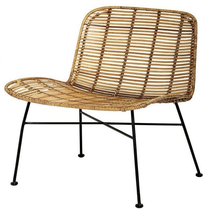 Urban Jungle With Regard To Favorite Magnolia Home Entwine Rattan Arm Chairs (Gallery 8 of 20)