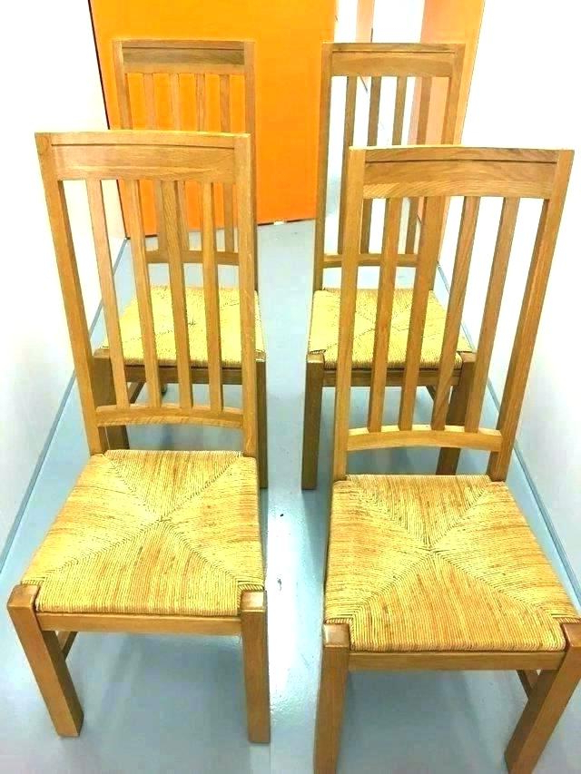 Used Oak Table And Chairs For Sale – Daytonschoolsng In 2018 Second Hand Oak Dining Chairs (View 5 of 20)