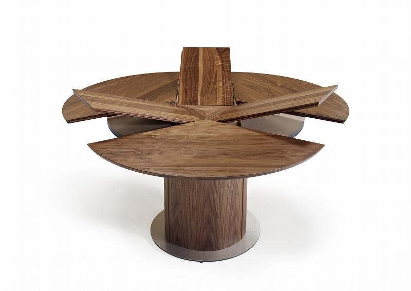 Vale Furnishers Inside Circular Extending Dining Tables And Chairs (Gallery 9 of 20)