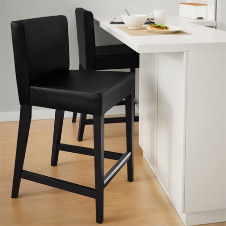 Valencia 5 Piece Counter Sets With Counterstool For Trendy Bar Stools & Counter Height Chairs – Ikea (View 14 of 20)