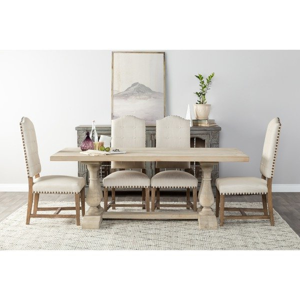 Valencia 72 Inch Extension Trestle Dining Tables Regarding 2017 72 Inch Trestle Table (View 2 of 20)