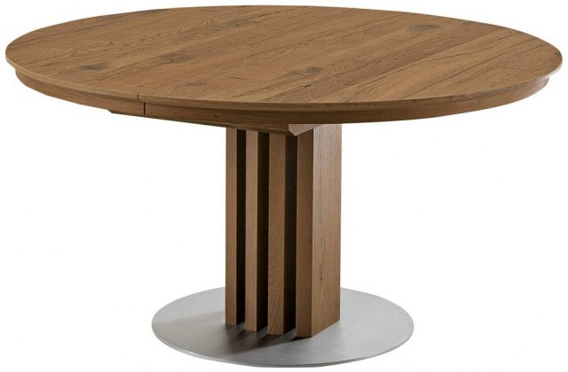 Venjakob Et204 Small Extending Dining Table – Hampton & Mcmurray Within Latest Small Extending Dining Tables (Gallery 4 of 20)
