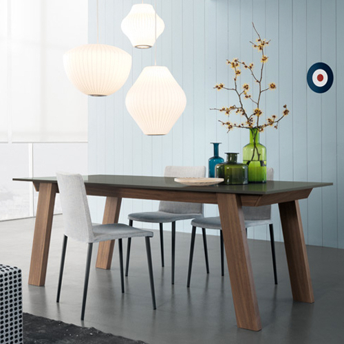 Victor Dining Tables For Favorite Contemporary Furniture From Belvisi Furniture Cambridge (View 16 of 20)