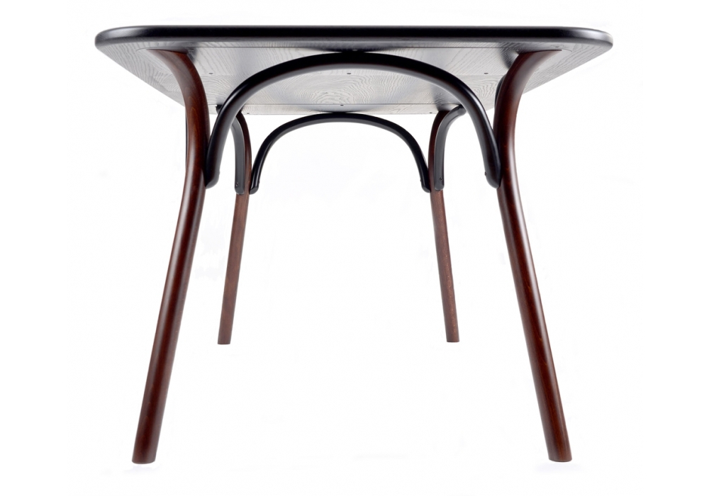 Vienna Dining Tables Regarding Most Up To Date Arch Dining Table Gebrüder Thonet Vienna – Milia Shop (View 15 of 20)