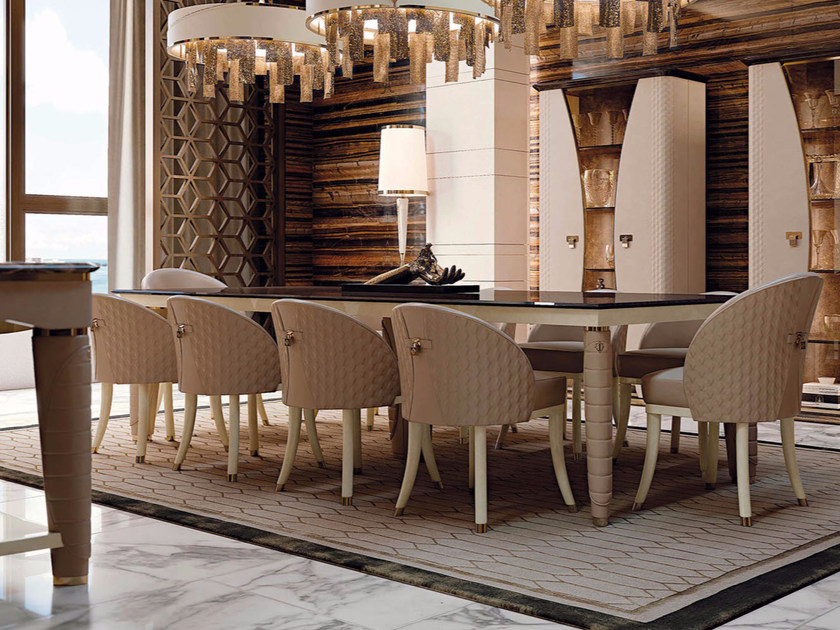 Vogue Dining Tables Inside 2017 Vogue (Gallery 7 of 20)