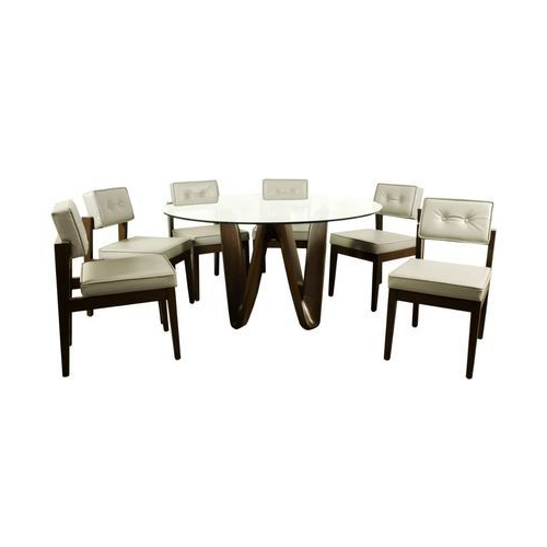Vogue Round Dining Table, Rs 20000 /set, Vogue Furniture Company Inside Trendy Vogue Dining Tables (View 12 of 20)