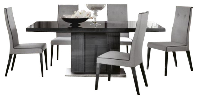 Walden 7 Piece Extension Dining Sets Regarding Well Liked Alf Monte Carlo 7 Piece Dining Set – Modern – Dining Sets – Other (View 14 of 20)