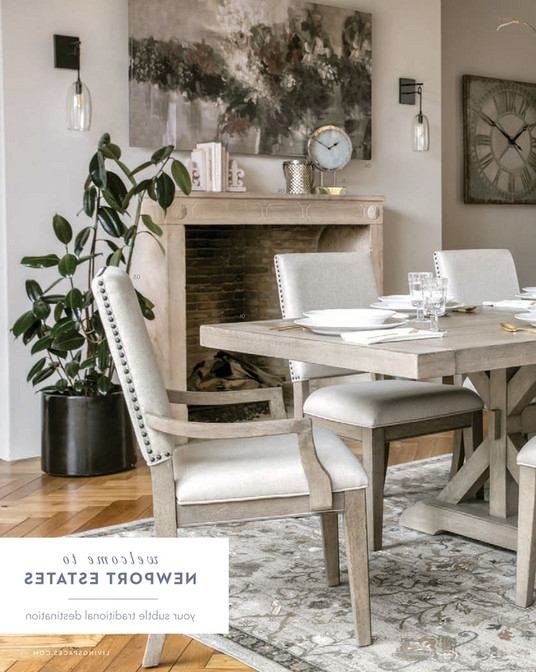 Walden Upholstered Side Chairs With Regard To Current Living Spaces – Spring 2018 – Walden Upholstered Side Chair (View 14 of 20)