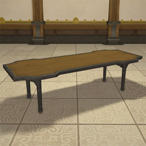 Walnut Dining Table Ffxiv Housing – Table With Well Known Walnut Dining Tables (View 15 of 20)