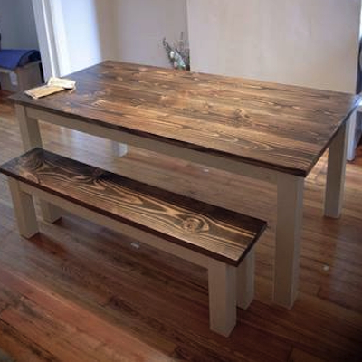 Walnut Dining Tables With Regard To Popular Reclaimed Walnut Dining Table – Northern Rustic (View 11 of 20)