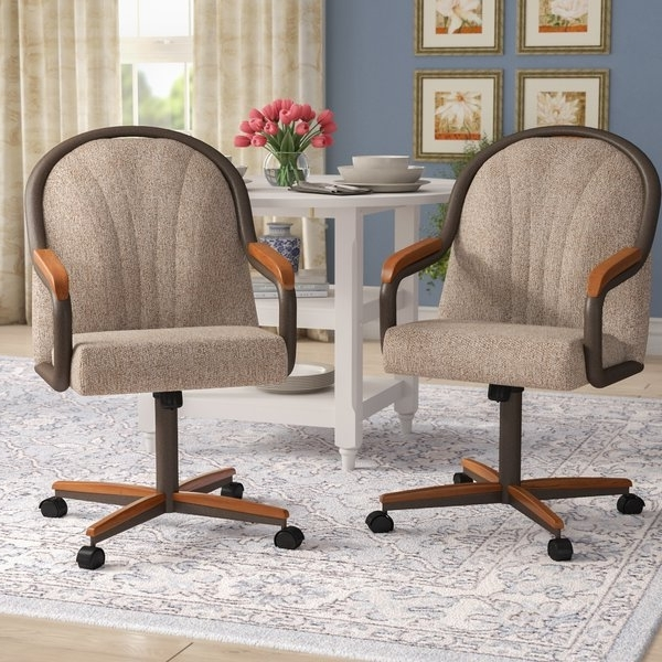 Wayfair For Armless Oatmeal Dining Chairs (View 16 of 20)