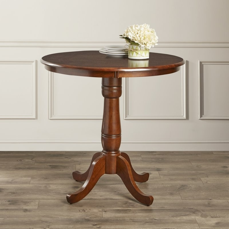 Wayfair For Fashionable Caden Round Dining Tables (View 10 of 20)