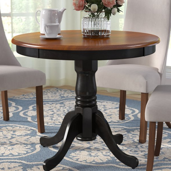 Wayfair In Recent Jaxon 5 Piece Extension Round Dining Sets With Wood Chairs (View 19 of 20)