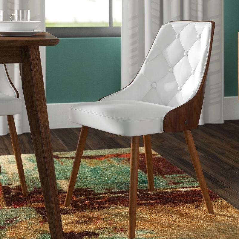 Wayfair Intended For Alexa Grey Side Chairs (View 8 of 20)