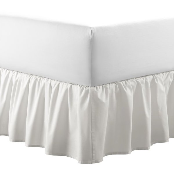 Wayfair Pertaining To Garten Delft Skirted Side Chairs Set Of  (View 19 of 20)