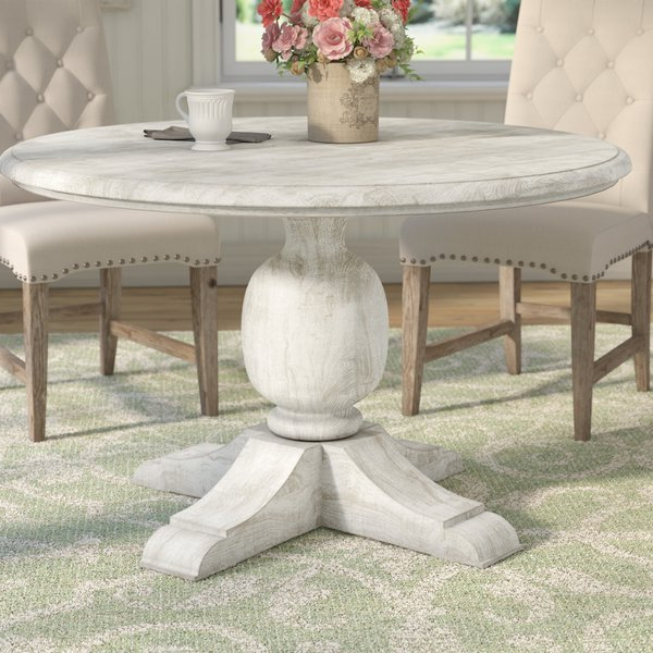 Wayfair Pertaining To Valencia 60 Inch Round Dining Tables (View 10 of 20)