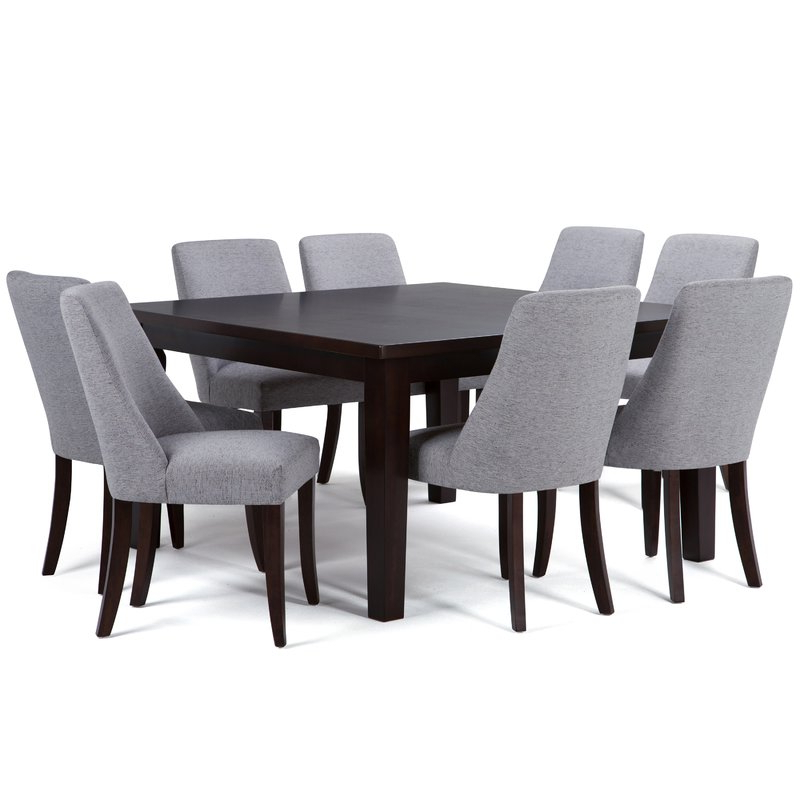 Featured Photo of Walden 9 Piece Extension Dining Sets