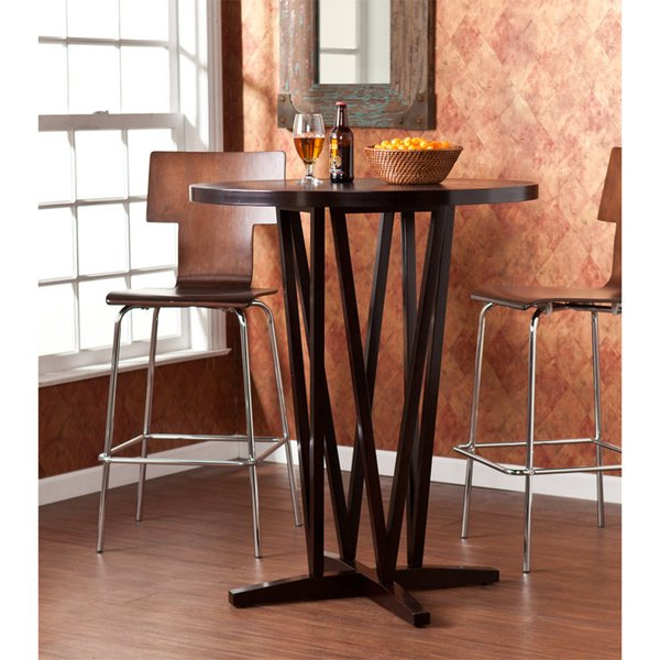 Wayfair Throughout Jaxon 5 Piece Extension Counter Sets With Fabric Stools (View 19 of 20)