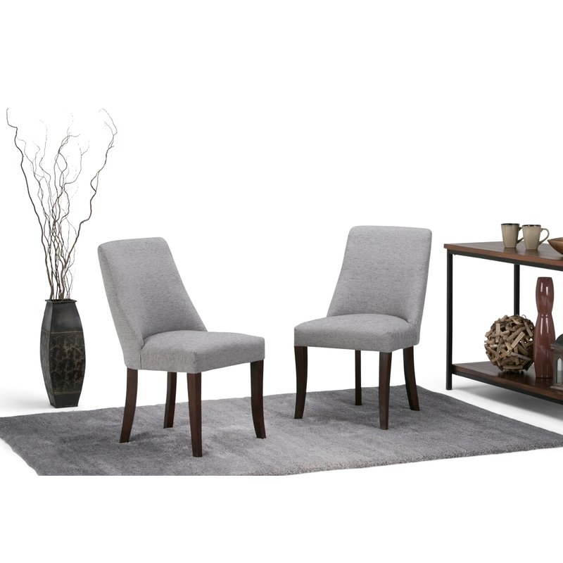 Wayfair Throughout Latest Walden Upholstered Side Chairs (View 6 of 20)