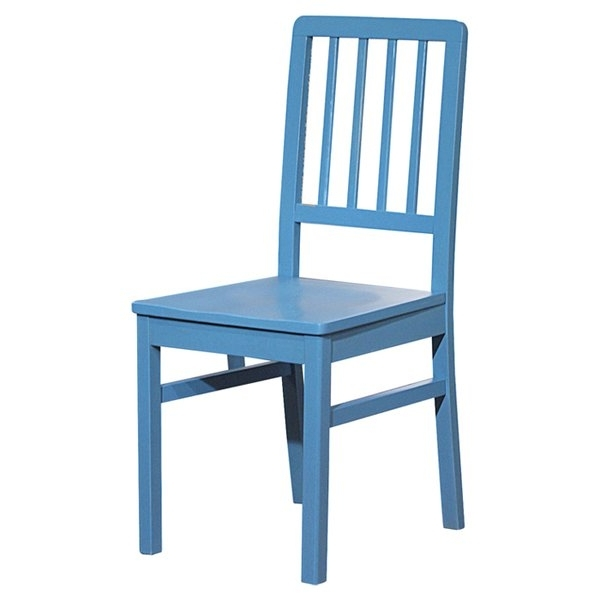 Wayfair Throughout Pilo Blue Side Chairs (View 20 of 20)